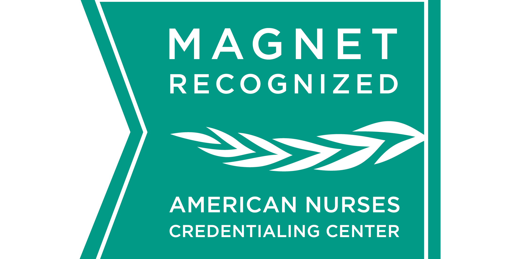 Magnet Recognition American Nurses Credentialing Center logo