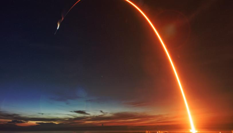 Rocket launch