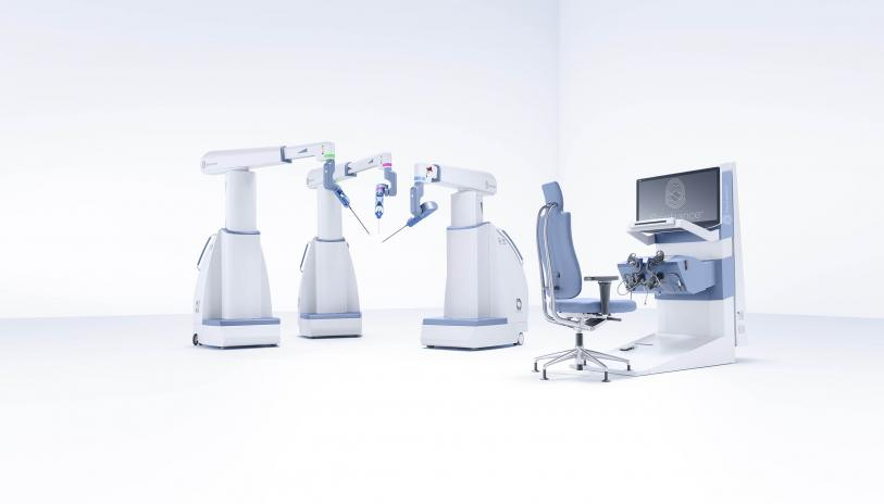 TransEnterix Surgical System